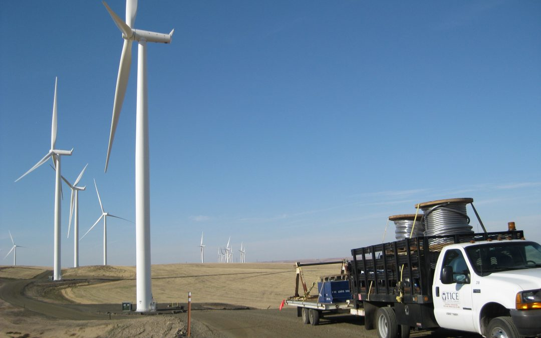 LOWER SNAKE PHASE 1 WIND PROJECT