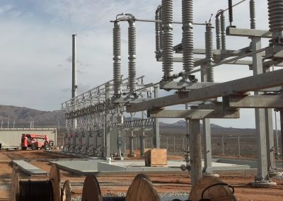ROSE MEADOW COLLECTOR SUBSTATION