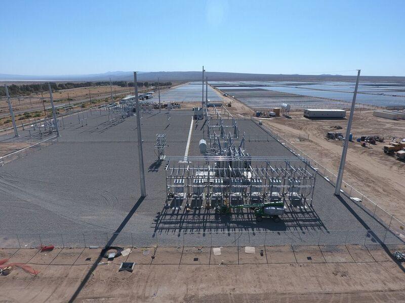 springbok substation tice electric company