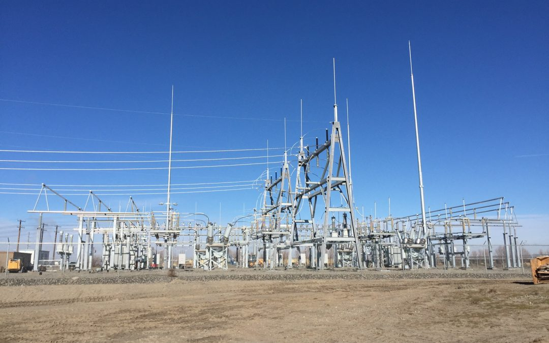 TUMBLEWEED SUBSTATION